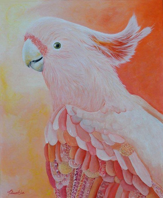 Blooming Cockatoo