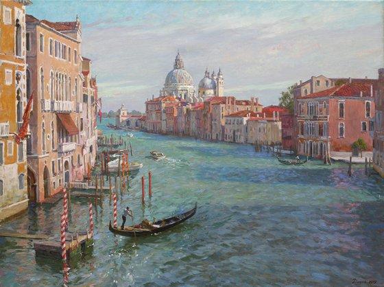 Venezia. Grand Canal