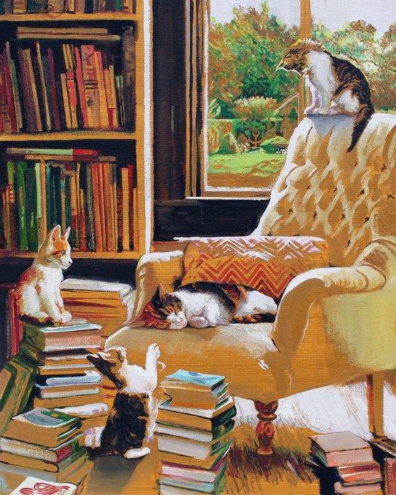 Curious kittens #4