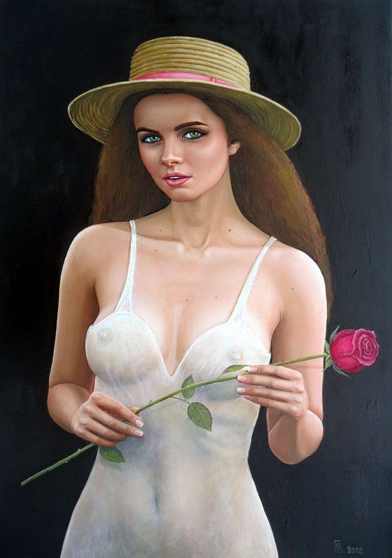 """""""The Red Rose"""""""