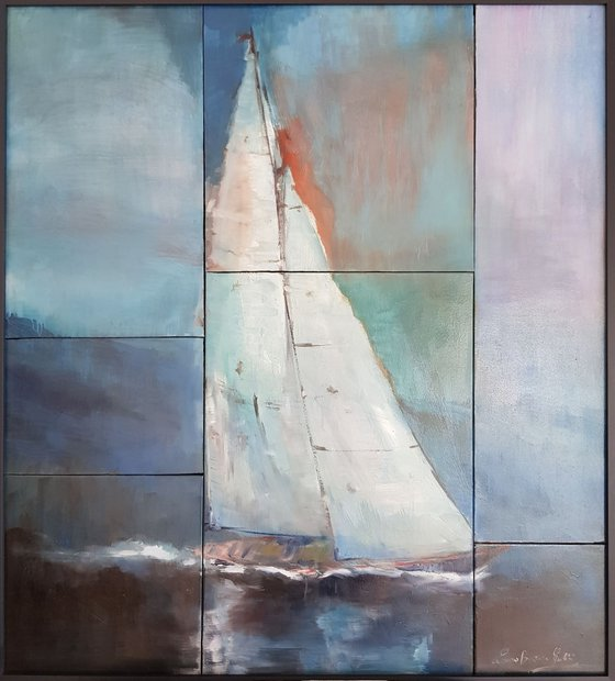 The Sailing Yacht