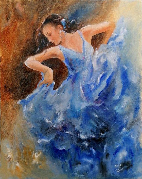 Flamenco Dancer 65