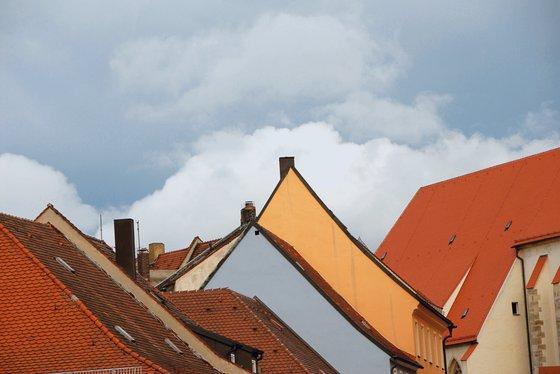Sloping Rooftops, Sulzbach-Rosenberg