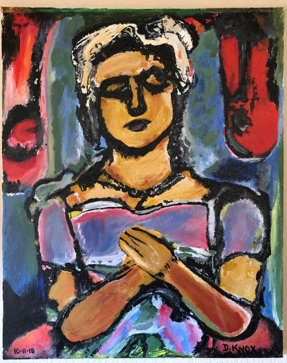 Homage to Rouault