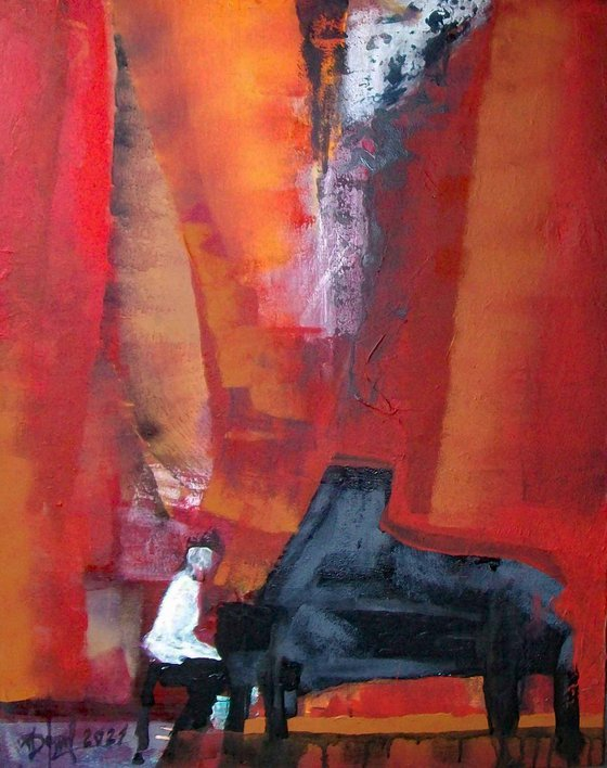 SONATE D'ETE POUR PIANO