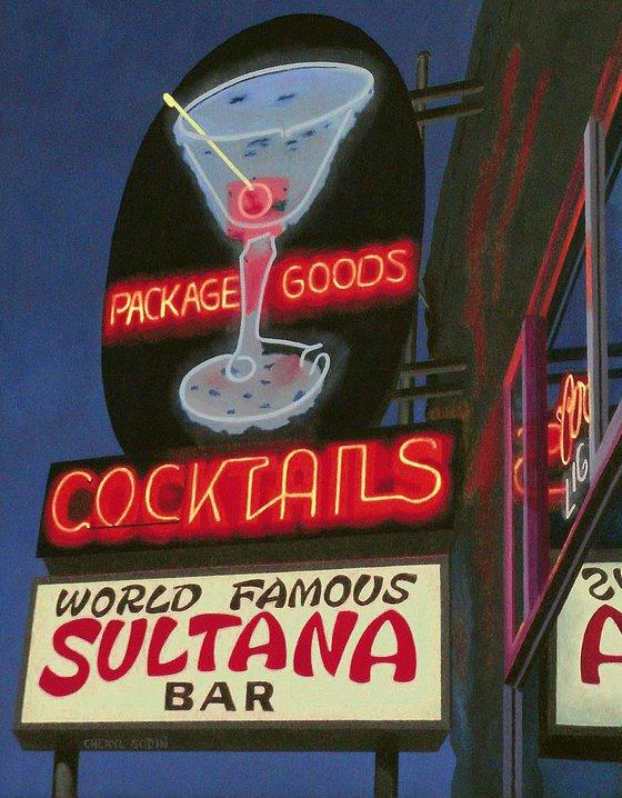 Sultana Bar