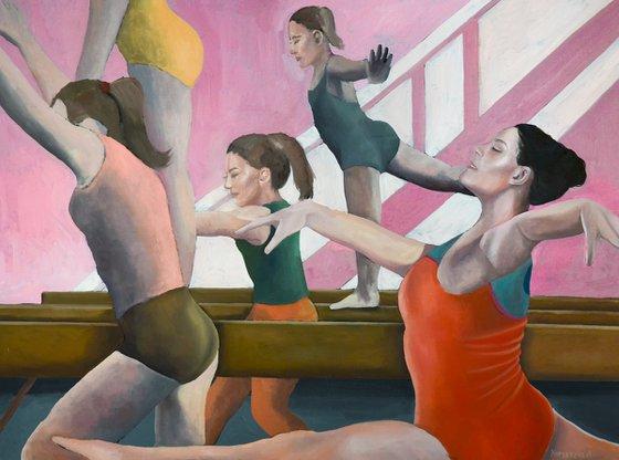 Gymnast class