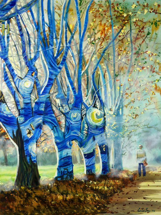 The Travels of Van Gogh