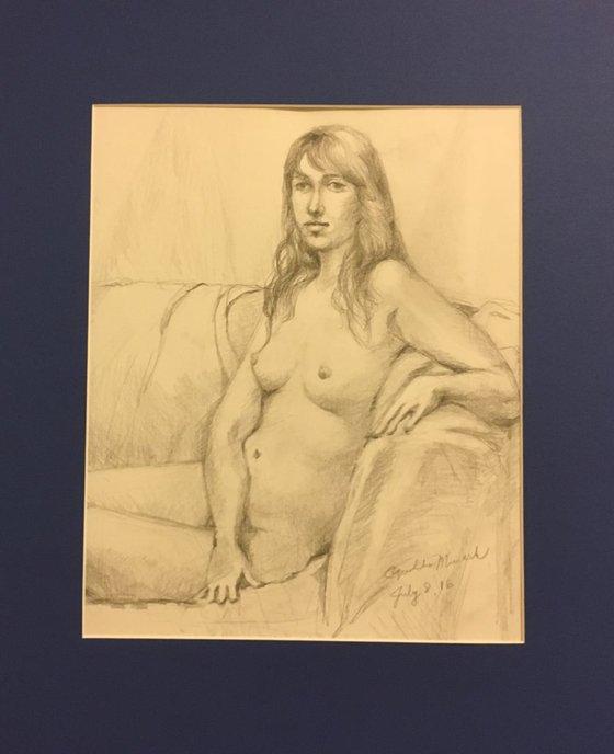 Nude Drawing 4