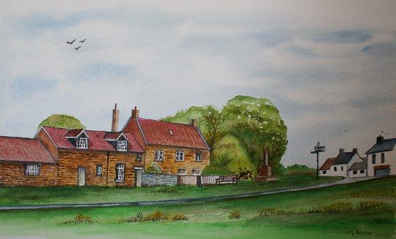 Goathland Village, North Yorkshire