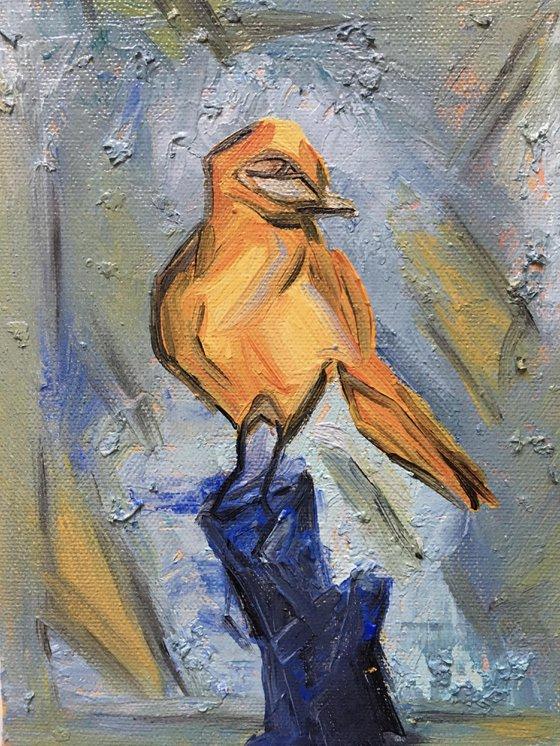 The bird of luck