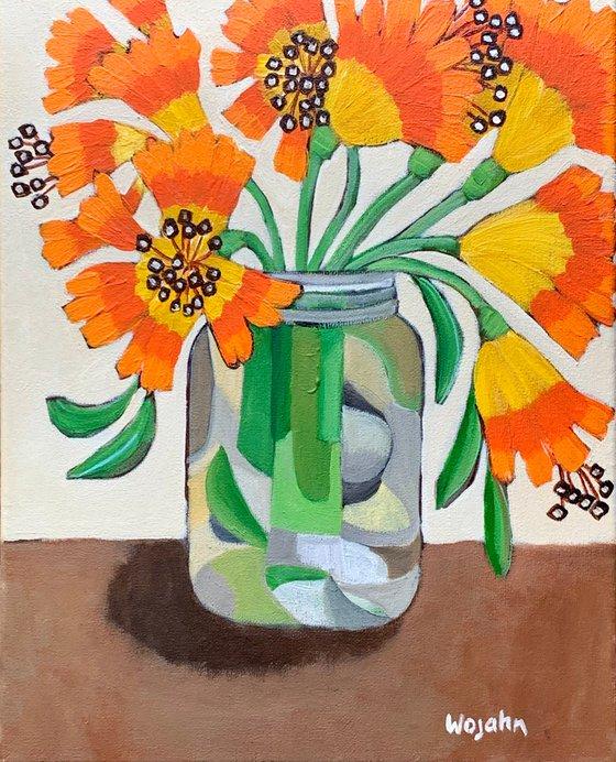 Jar of Orange
