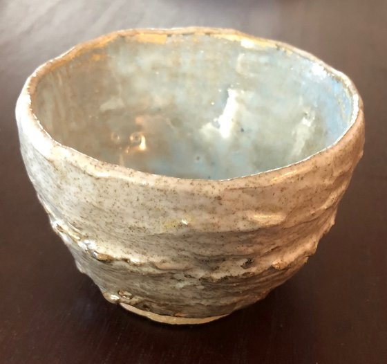 Landscape Japanese Tea Bowl #1