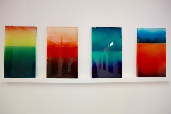 Beyond/ Modern Minimal Abstract