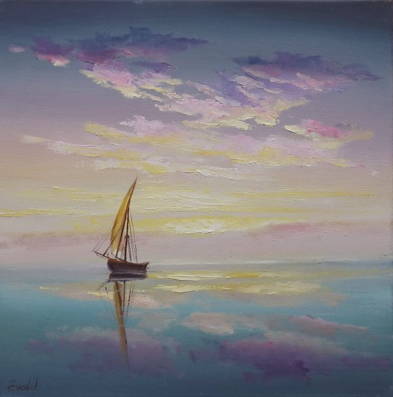 Lilac Sunrise