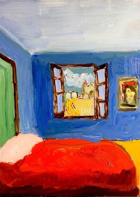 Interior with Window