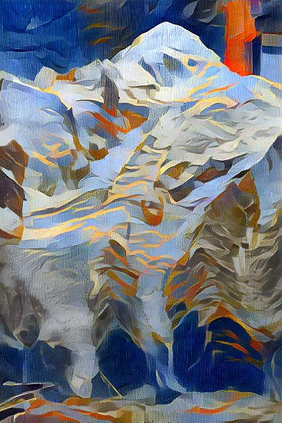 Montagnes celestes N22