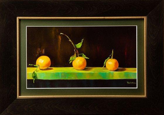 3 Tangerines