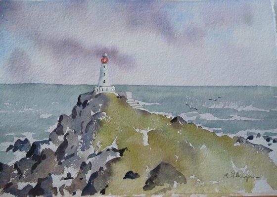 The Bailey Lighthouse