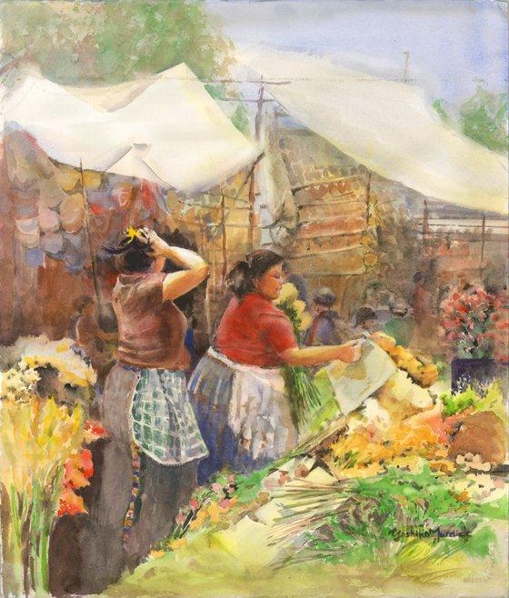 Market Day II