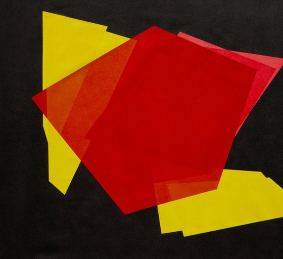Three Geometric Color 2
