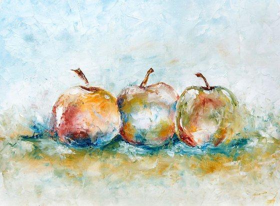 Colors apples