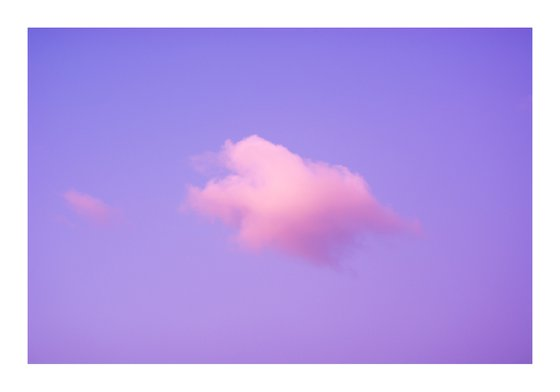 Cloud #9   Limited Edition Fine Art Print 1 of 10   90 x 60 cm