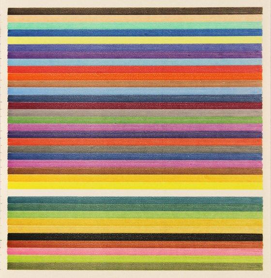 Stripes   Drawing - 16-328