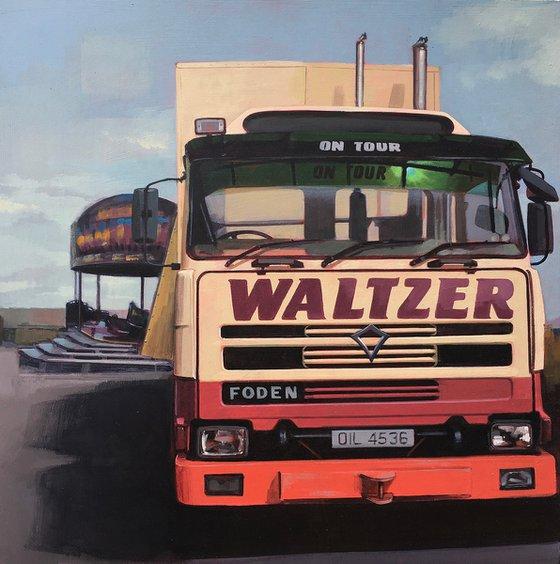 Waltzer On Tour