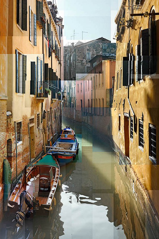 Rio De La Madoneta, Venice