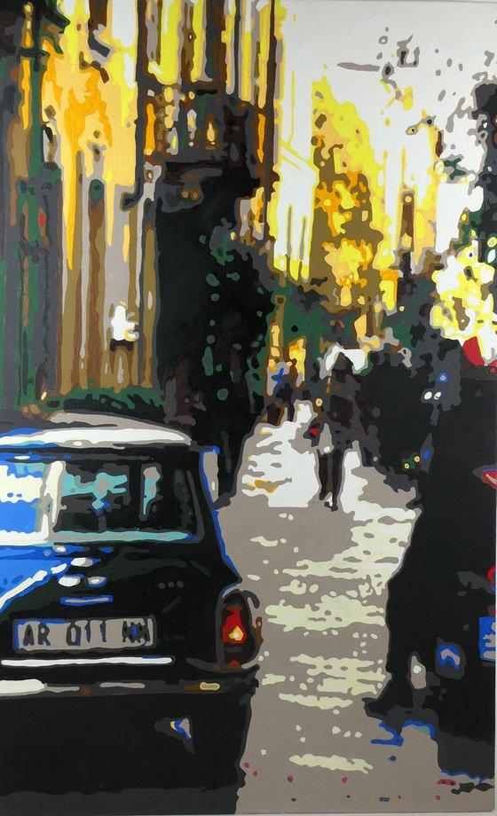 Mini in Milan