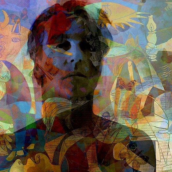 Guernica nire etxea (self-portrait)