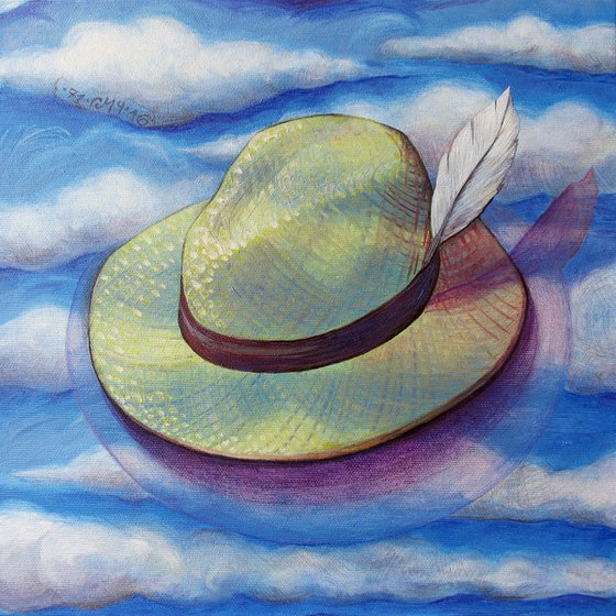 As Magritte