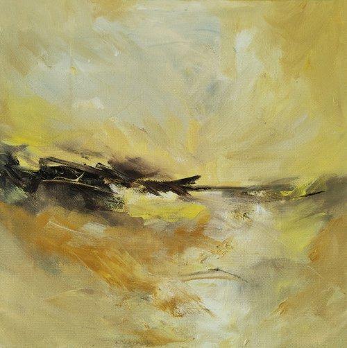 Light I - Acrylic Painting by Georgi Nikov