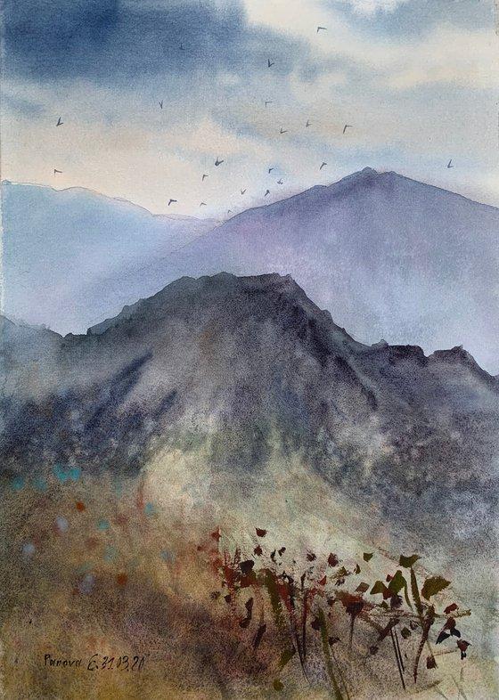 Mountains #1
