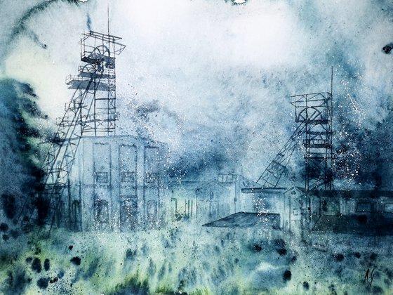 Coal mine Ignacy
