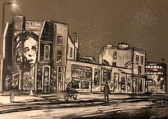 City Road (Stokes Croft Bristol)