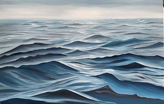 Big Sea, Clear Mind