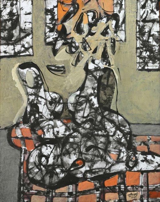 Untitled (45x55 cm)
