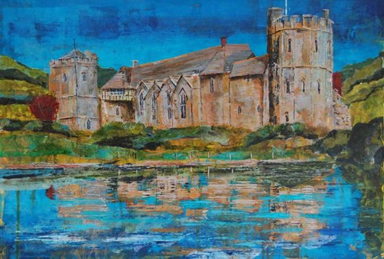 Stokesay Castle - Shropshire