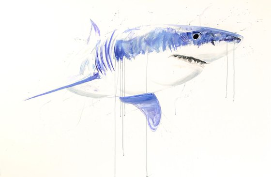 Great White IV, 2018