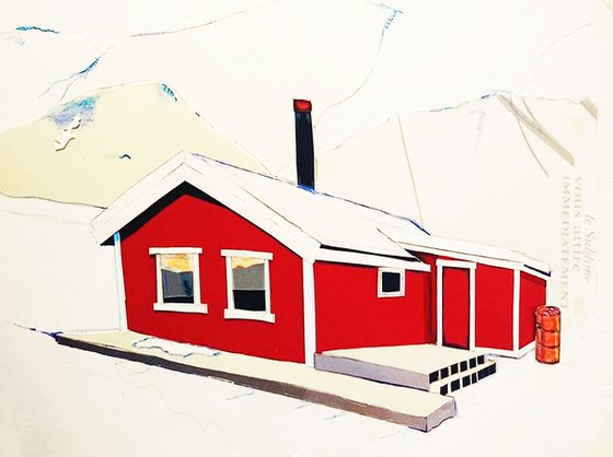 House n°6 : Lofoten near Bodo