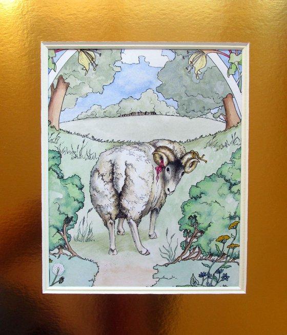 'The Magical Ram'
