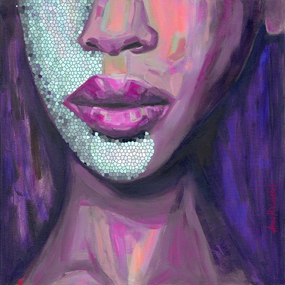 CHIC - Limited Edition of 10, Giclee prints on canvas