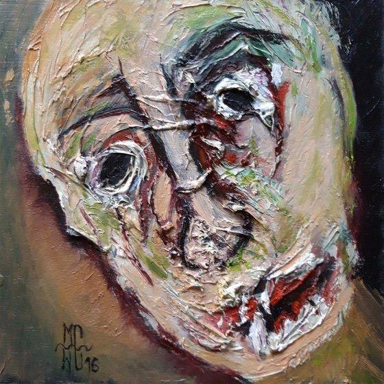 Unusual portrait 2