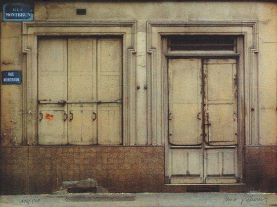 Pariser Zeichen 9 (Paris Signs 9)