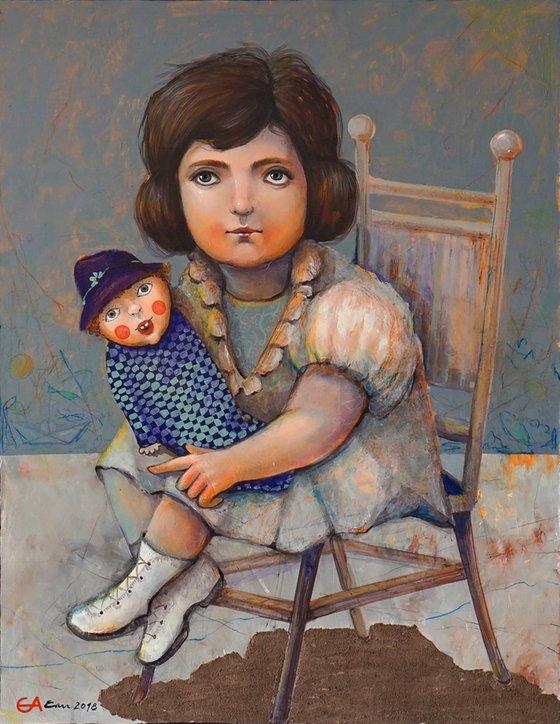 The doll's princess