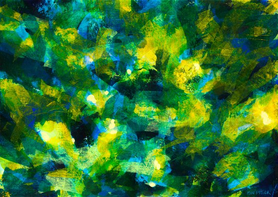 Abstract n°3 - Wall art Abstraction decor