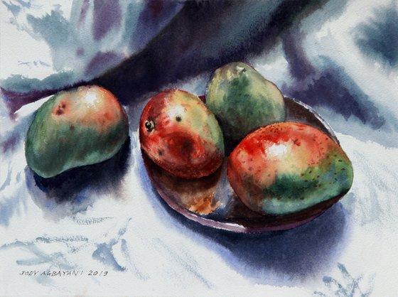 Apple Mangoes