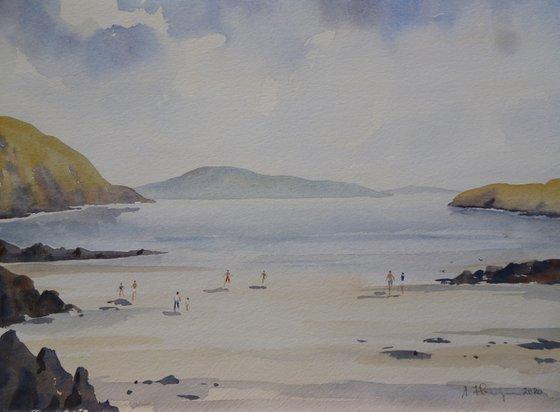 summer in Achill